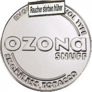 Ozona Snuff 5g Dose Schnupftabak