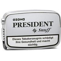 Ozona President Snuff 7g Dose Schnupftabak