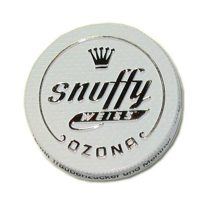 Ozona Snuffy weiß 6g Dose Schnupftabak