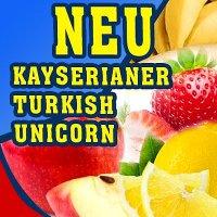 P923 - 325ml Shisha Molasse - Kayserianer Turkish Unicorn