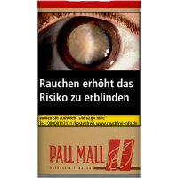 Pall Mall Authentic Red 60g Dose Volumentabak
