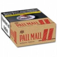 Pall Mall Authentic Red GIGA ohne Zusätze (8x35)