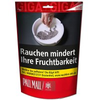 Pall Mall Red Giga 135g Volumentabak