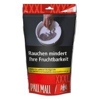 Pall Mall Red XXXL 105g Zip Beutel Volumentabak (Artikel wird nicht mehr hergestellt)