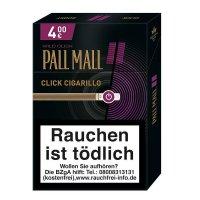 Pall Mall Wild Click Filterzigarillos (Artikel wird nicht mehr hergestellt)