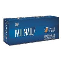 Pall Mall Zigarettenhülsen Xtra Blau 200 Stück