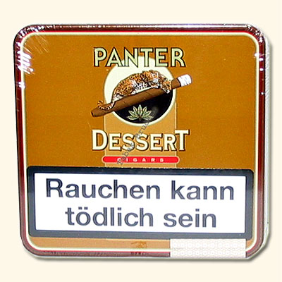 Panter Dessert ohne Filter Zigarillos 20er