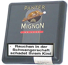 Panter Mignon De Luxe Zigarillos