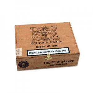 Partageno Zigarren No 430 Brasil 30 Stück