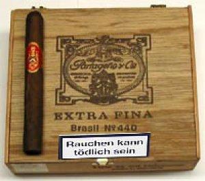 Partageno Zigarren No 440 Brasil Zigarren 30 Stück