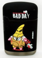 Patrick Star Easy Torch 8 Jet Feuerzeug Bad Day