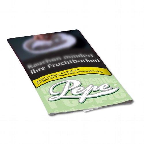 Pepe Tabak ohne Zusatzstoffe Virginia Easy Green 30g Päckchen Feinschnitt