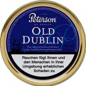 Peterson Pfeifentabak Old Dublin 50g Dose