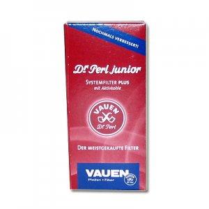 Pfeifenfilter Dr Perl junior Aktivkohlefilter 10 Stück