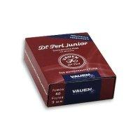 Pfeifenfilter Dr Perl junior Aktivkohlefilter 40 Stück