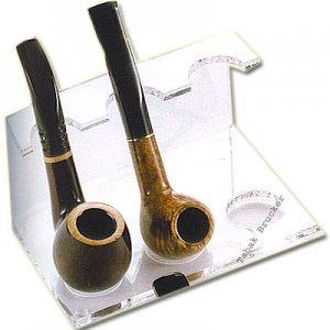 Pfeifenständer für 3 Pfeifen aus Acryl