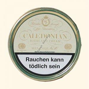 Caledonian Pfeifentabak Highland (Cream) 50g Päckchen