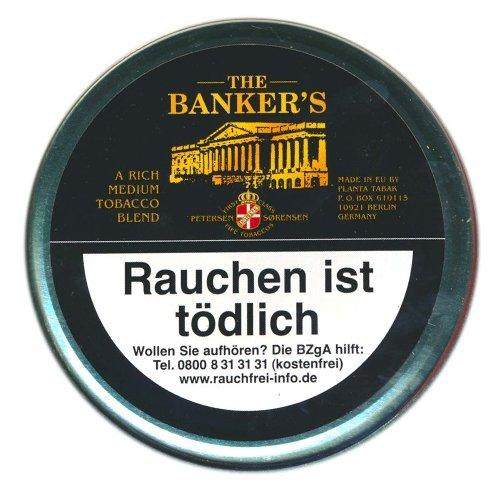 Pfeifentabak Petersen und Sörensen The Bankers Tobacco 50g