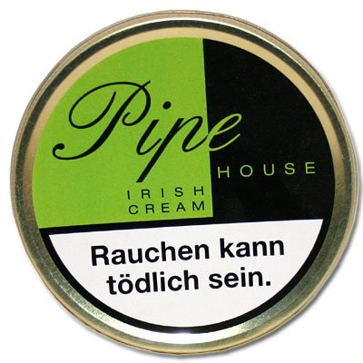 Pipe House Verde Pfeifentabak (Irish Cream) 50g Dose