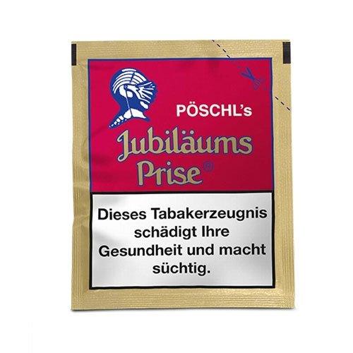 Pöschls Jubiläumsprise 10g Päckchen Schnupftabak