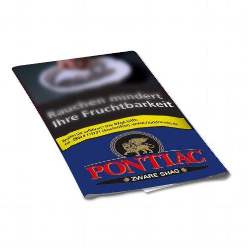 Pontiac Tabak Zware Shag 30g Päckchen Feinschnitt