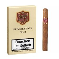 Private Stock No. 2 Cigarren 5 St.