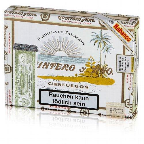 Quintero Panetelas Zigarren 25St.