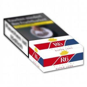R6 Zigaretten 100mm (ARTIKEL WIRD NICHT MEHR HERGESTELLT) 20er