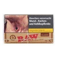 RAW Tabak ohne Zusatzstoffe Classic Virginia Style 30g Päckchen Feinschnitt