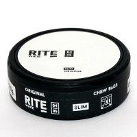 RITE Original White Slim Chewing Bags Kautabak