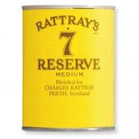Rattrays Pfeifentabak No 7 Reserve 100g Dose
