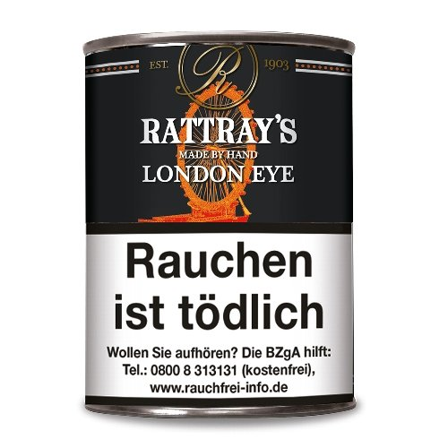 Rattrays Aromatic Collection London Eye Pfeifentabak