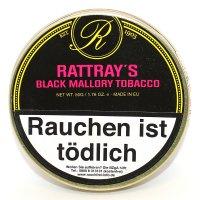 Rattrays Pfeifentabak Black Mallory 50g Dose