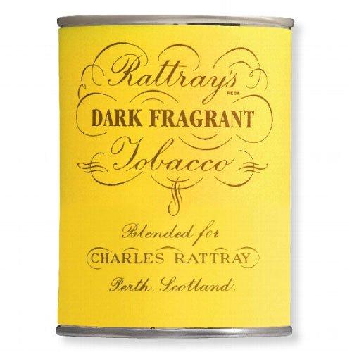 Rattrays Pfeifentabak Dark Fragrant 100g Dose