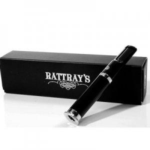 Rattrays Zigarettenspitze Schwarz