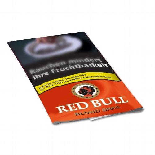Red Bull Tabak Blond Shag 40g Päckchen Feinschnitt