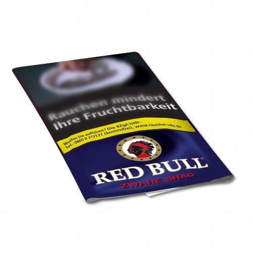 Red Bull Tabak Zware Shag 40g Päckchen Feinschnitt