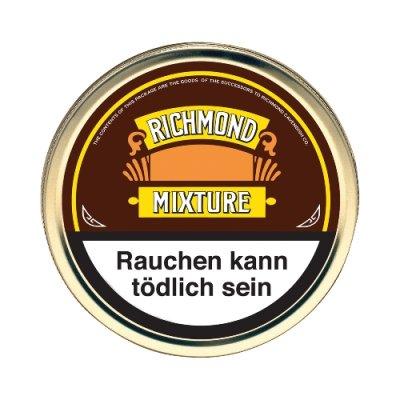 Richmond Pfeifentabak Mixture 50g Dose