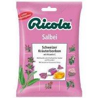 Ricola Salbei Schweizer Kräuterbonbon 75g Beutel
