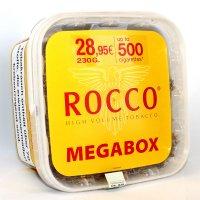 Rocco Tabak Gelb High Volumentabak Megabox 220g Eimer