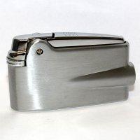 Ronson Feuerzeug Primier Varaflame Chrome Satin