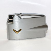 Ronson Feuerzeug Varaflame Mini Chrome Satin