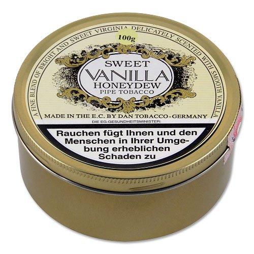 S. V. H. Pfeifentabak (ehem. Sweet Vanilla Honey Dew) 100g Dose
