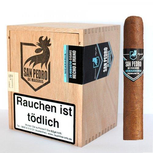 San Pedro De Macoris Nicaragua Robusto Zigarren