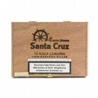 Santa Cruz Half Corona Cigarillos 10 Stück