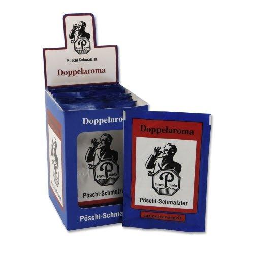 Schmalzler D 25g Packung Doppelaroma Schnupftabak