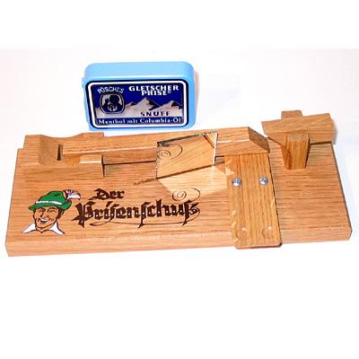 Schnupfmaschine Prisenschuß
