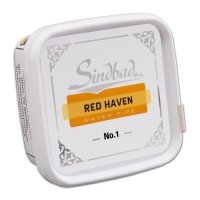 Sindbad Shisha Tabak Red Haven No 1 Pfirsich 200g Dose