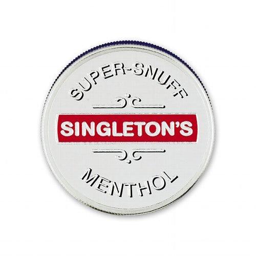 Singletons SM Plus Snuff 6g Dose Schnupftabak