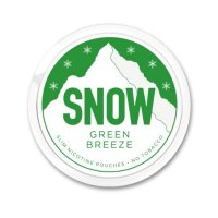 Snow Green Breeze All White Slim Nicopod